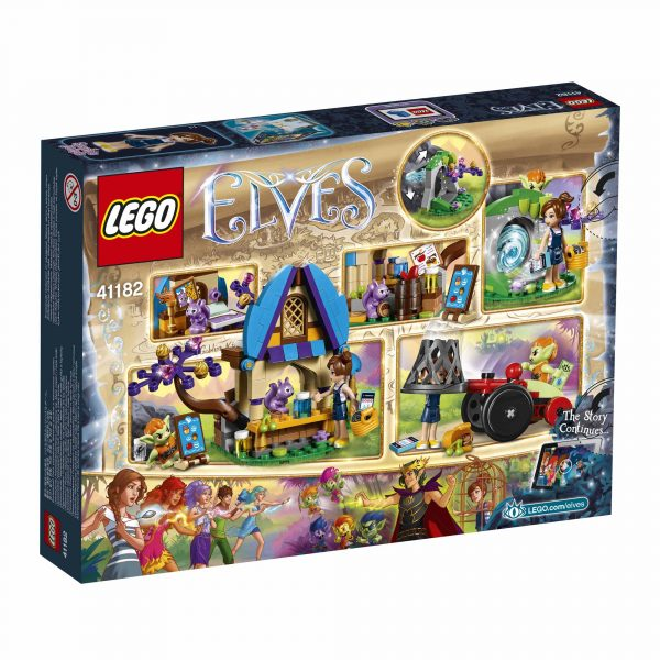 41182 - La cattura di Sophie Jones - Lego Elves - Toys Center ALTRI Femmina 5-7 Anni, 8-12 Anni LEGO ELVES
