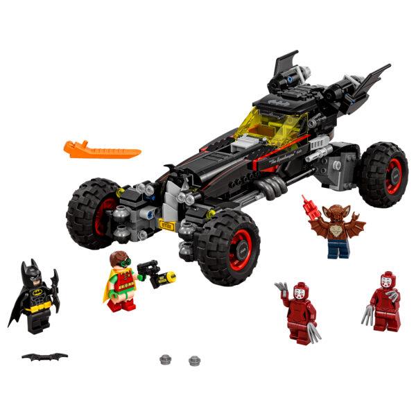 70905 - Batmobile - Giocattoli Toys Center - DC COMICS - Fino al -20%