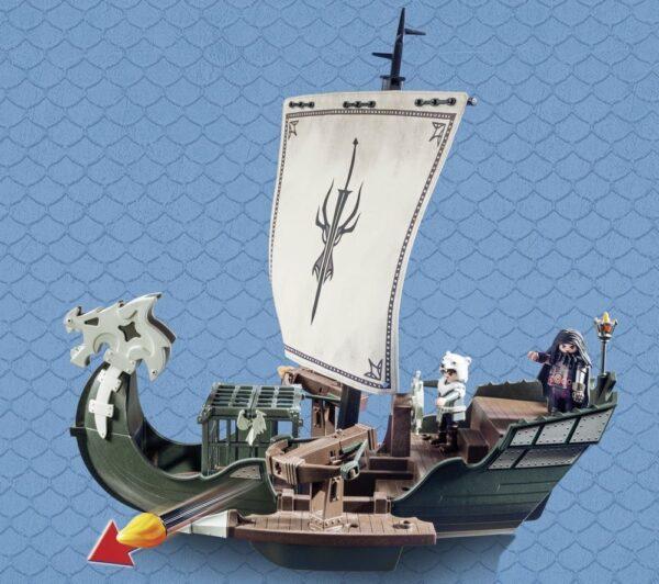 9244 - DRAGONS NAVE DI DRAGO 12+ Anni, 3-5 Anni, 5-8 Anni, 8-12 Anni Maschio ALTRO DRAGONS