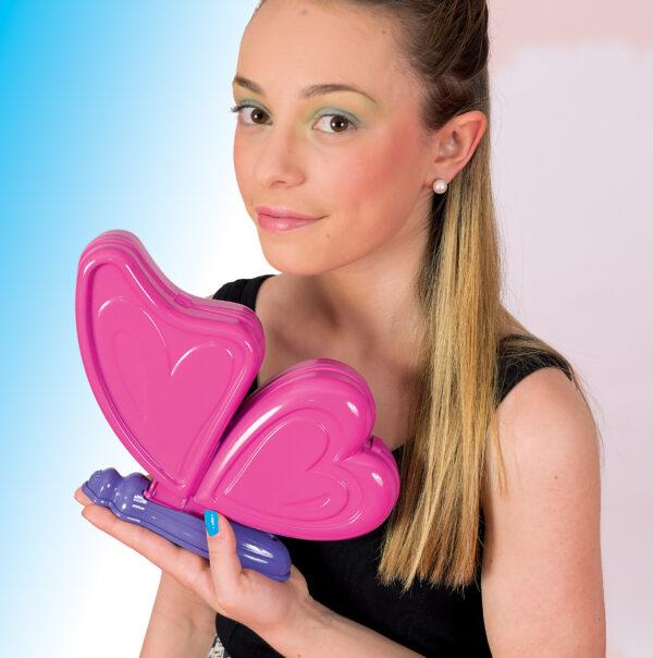 Crazy Chic - Butterfly Beauty Set - Crazy Chic - Toys Center - CRAZY CHIC - Giochi educativi, musicali e scientifici