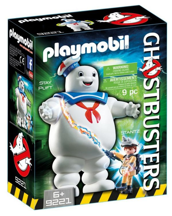 9221 - GHOSTB MARSHMALLOW/STANTZ - GHOSTBUSTERS - Personaggi ALTRO Unisex 12+ Anni, 3-5 Anni, 5-8 Anni, 8-12 Anni GHOSTBUSTERS