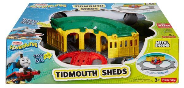 Deposito di Tidmouth - ALTRO - Set di veicoli e accessori