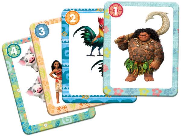 Vaiana giant cards OCEANIA Unisex 3-4 Anni, 3-5 Anni, 5-7 Anni, 5-8 Anni, 8-12 Anni Disney