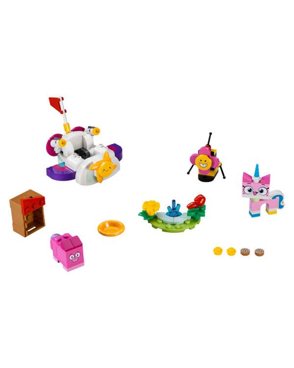 LEGO UNIKITTY ALTRI 41451 - La Cloud Car di Unikitty™ Unisex 12+ Anni, 3-5 Anni, 5-8 Anni, 8-12 Anni