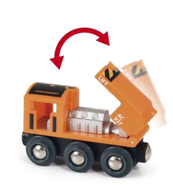BRIO SET FERROVIA ALTRI BRIO Starter Set carica e trasporta - Brio Set Ferrovia - Toys Center Unisex 12-36 Mesi, 3-5 Anni, 5-8 Anni, 8-12 Anni