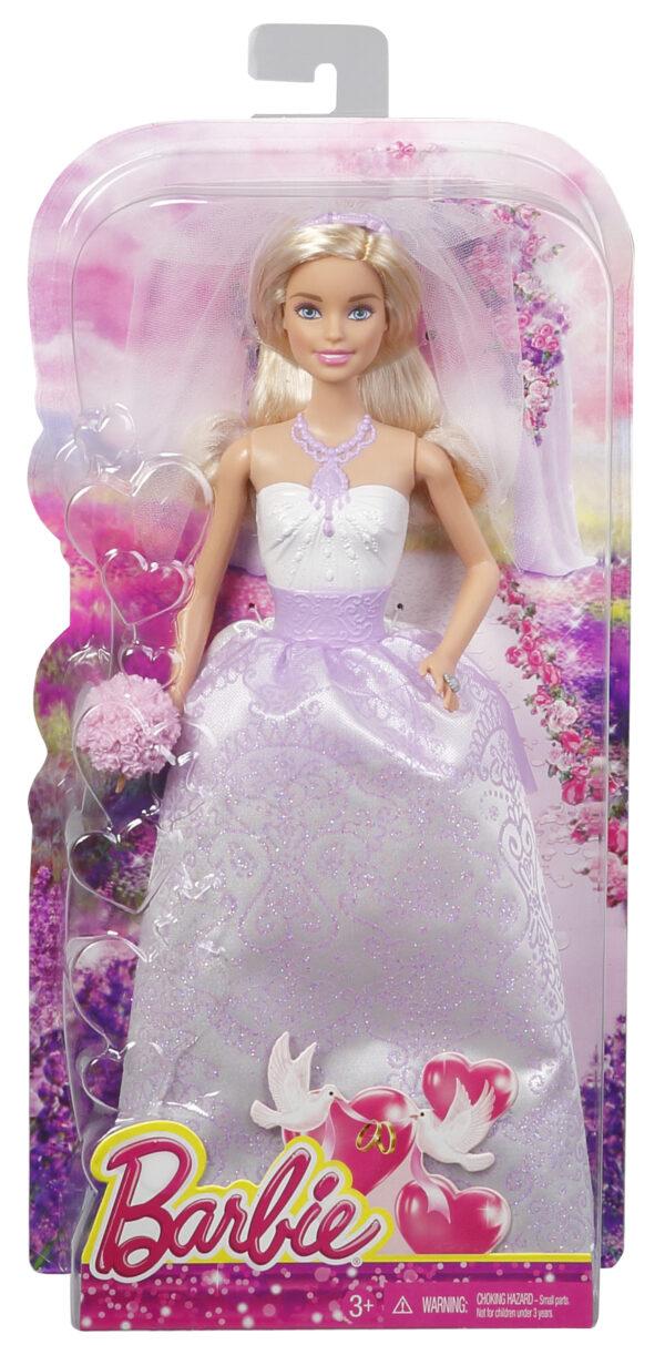 Barbie Sposa ALTRI Femmina 12-36 Mesi, 3-4 Anni, 3-5 Anni, 5-7 Anni, 5-8 Anni, 8-12 Anni Barbie