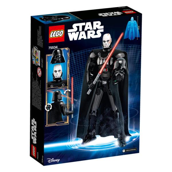75534 - Darth Vader™ - Disney - Toys Center Star Wars Maschio 12+ Anni, 8-12 Anni Disney