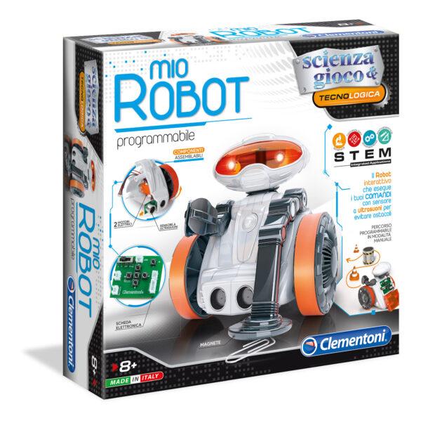 MIO ROBOT CON ULTRASUONI - Altro - Toys Center ALTRO Unisex 12+ Anni, 5-8 Anni, 8-12 Anni ALTRI