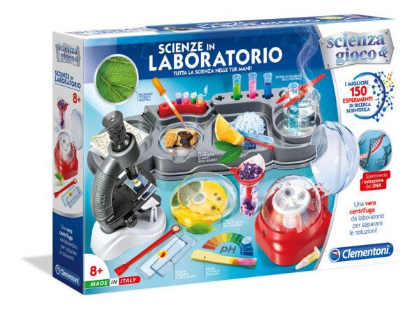 SCIENZE IN LABORATORIO - Altro - Toys Center ALTRO Unisex 12+ Anni, 5-8 Anni, 8-12 Anni ALTRI