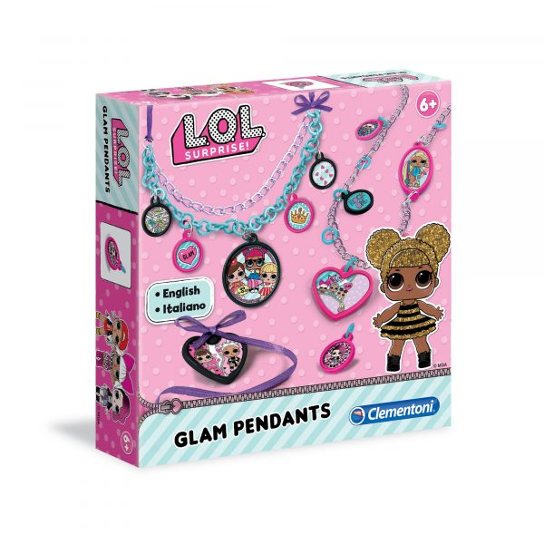 COLLANE LOL - Lol - Toys Center LOL Unisex 5-8 Anni, 8-12 Anni ALTRI