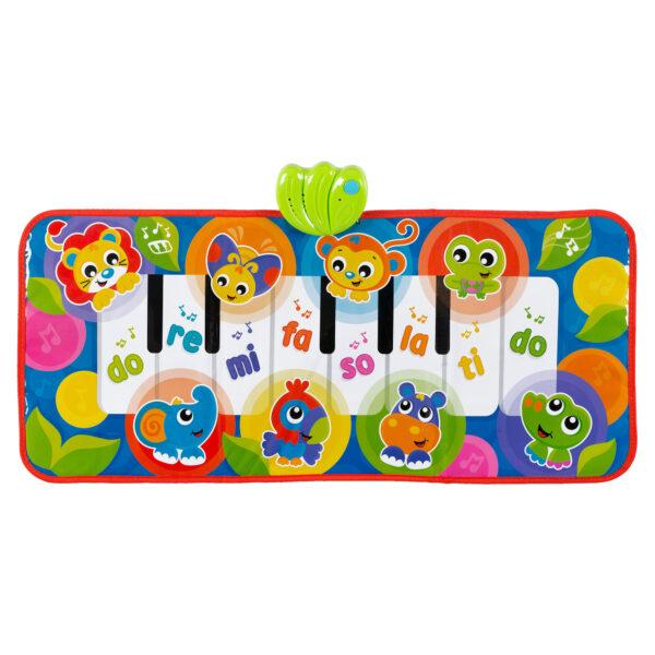 Tappeto Jumbo Jungle - Pianoforte e musica - Altro - Toys Center ALTRO Unisex 0-12 Mesi, 12-36 Mesi ALTRI