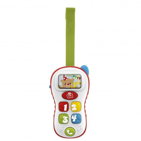 ABC SELFIE PHONE - Chicco - Toys Center ALTRI Unisex 0-12 Mesi, 12-36 Mesi, 12+ Anni, 3-5 Anni, 5-8 Anni, 8-12 Anni Chicco