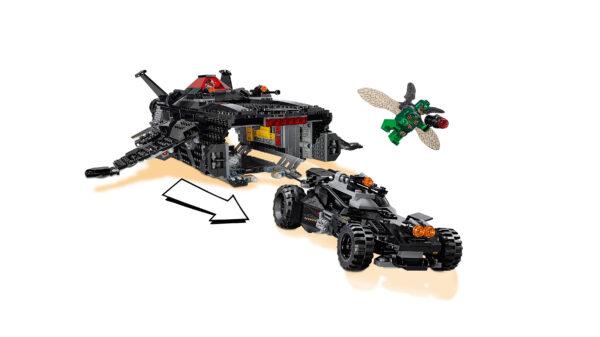 76087 - Volpe volante: attacco al ponte aereo con la Batmobile - Lego Super Heroes - Toys Center Maschio 12+ Anni, 8-12 Anni ALTRI LEGO SUPER HEROES