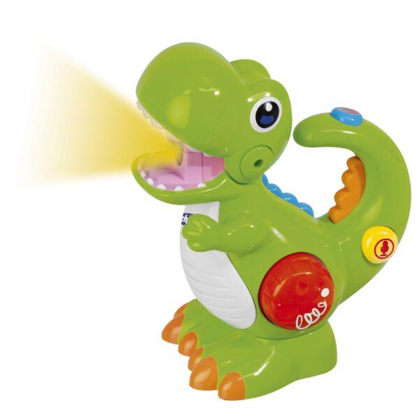 GIOCO DINO CAMBIA VOCE - Chicco - Toys Center - Chicco - Altri giochi per l'infanzia