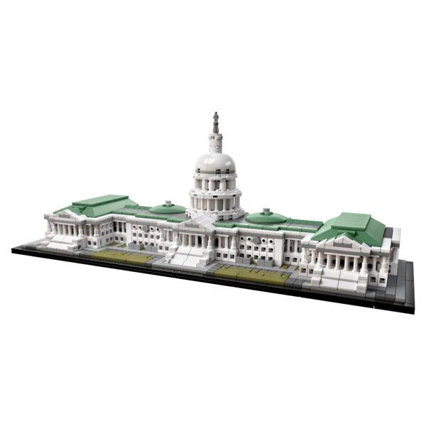 21030 - Campidoglio di Washington - Lego Best Seller - LEGO - Marche - LEGO ARCHITECTURE - Costruzioni