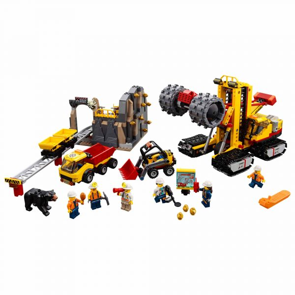 60188 - Macchine da miniera - Lego City - Toys Center - LEGO CITY - Costruzioni