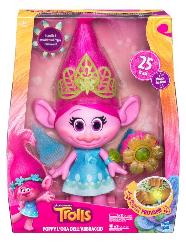 Trolls -  Poppy ALTRO Femmina 3-5 Anni TROLLS
