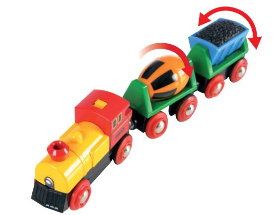 BRIO treno con locomotiva a batterie ALTRI Unisex 12-36 Mesi, 3-4 Anni, 3-5 Anni, 5-7 Anni, 5-8 Anni BRIO