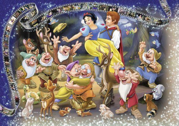 WALT DISNEY CLASSICI ALTRO Unisex 12+ Anni, 8-12 Anni Puzzle 40000 pezzi - Memorable Disney Moments - Altro - Toys Center
