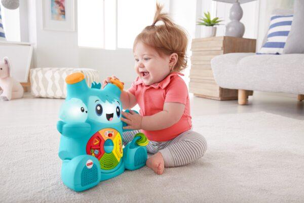 Fisher-Price - Smart Moves Rockit - Fisher-price - Toys Center Unisex  ALTRI FISHER-PRICE