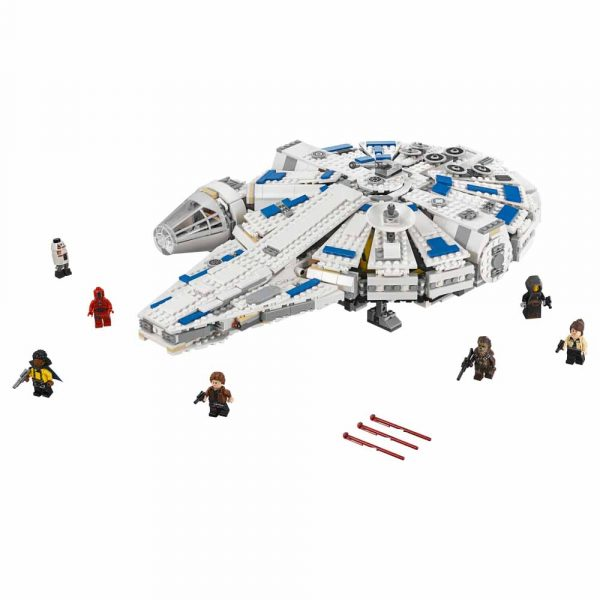 Disney Star Wars 75212 - Kessel Run Millennium Falcon™ - Best Seller Disney - DISNEY - Marche Unisex 12+ Anni, 8-12 Anni