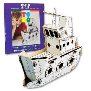 TO DO SHIP - KING UNION EUROPE - Marche TO DO Unisex 3-5 Anni, 5-7 Anni, 5-8 Anni, 8-12 Anni ALTRI