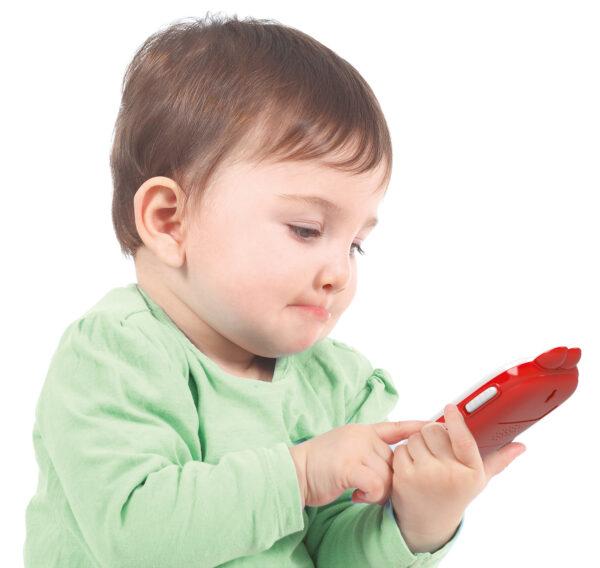 BABY CLEMENTONI ALTRI CLEMENTONI - 14854 - Baby Smartphone Unisex 0-12 Mesi, 12-36 Mesi, 3-5 Anni
