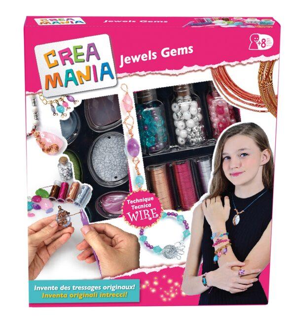 Bracciali stones - Creamania Girl CREAMANIA GIRL Femmina 12+ Anni, 5-8 Anni, 8-12 Anni ALTRI