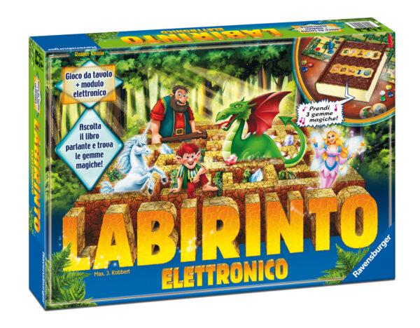 Labirinto Elettronico LABIRINTO Unisex 12+ Anni, 5-7 Anni, 5-8 Anni, 8-12 Anni ALTRI
