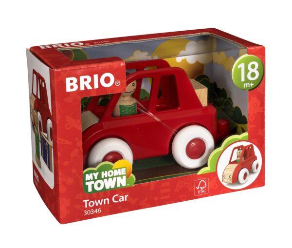 BRIO City Car - Brio My Home Town - Toys Center - BRIO MY HOME TOWN - Giochi per l'infanzia
