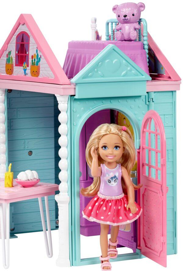 La Casa di Chelsea Femmina 12-36 Mesi, 12+ Anni, 3-5 Anni, 5-8 Anni, 8-12 Anni ALTRI Barbie
