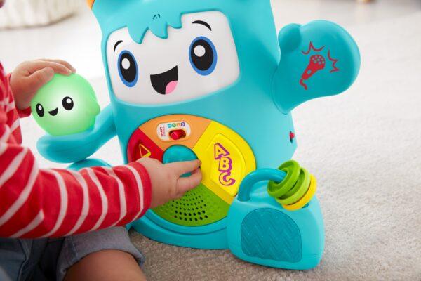 ALTRI FISHER-PRICE Unisex  Fisher-Price - Smart Moves Rockit - Fisher-price - Toys Center