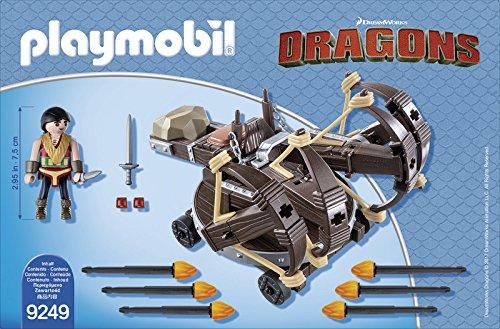 9249 - DRAGONS ERET CON BALESTRA DRAGONS Maschio 12+ Anni, 3-5 Anni, 5-8 Anni, 8-12 Anni ALTRO