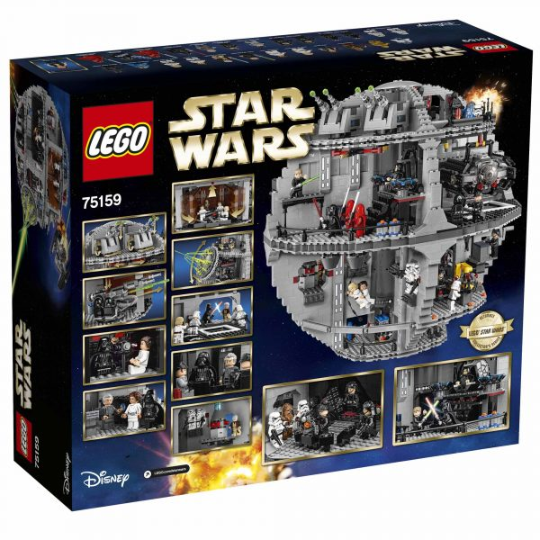 75159 - Death Star™ Star Wars Maschio 12+ Anni Disney