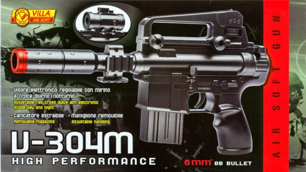 Pistola air soft v.304m - 12+ Anni - Età - ALTRO - Fino al -20%
