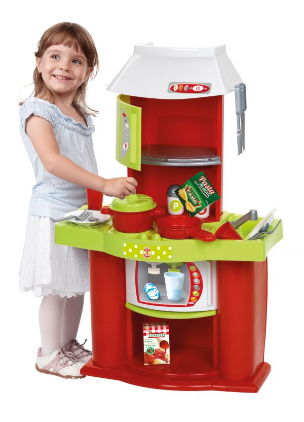 CUCINA MY LITTLE KITCHEN FUNNY HOME Femmina 12-36 Mesi, 3-5 Anni, 5-8 Anni, 8-12 Anni ALTRI