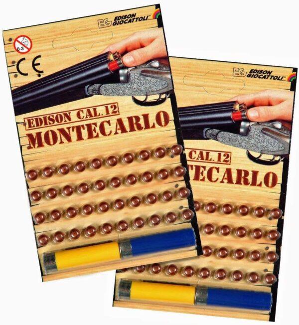 CARTUCCE MONTECARLO 12 - ALTRO - Altri giochi e accessori