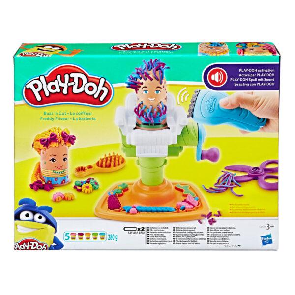 Play-Doh – Il Fantastico barbiere PLAY-DOH Unisex  ALTRI
