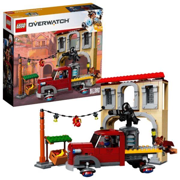 75972 - Resa dei conti a El Dorado LEGO OVERWATCH Unisex 12+ Anni, 5-8 Anni, 8-12 Anni ALTRI
