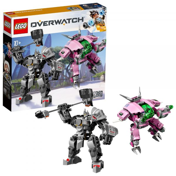 75973 - D.Va e Reinhardt - LEGO OVERWATCH - Costruzioni