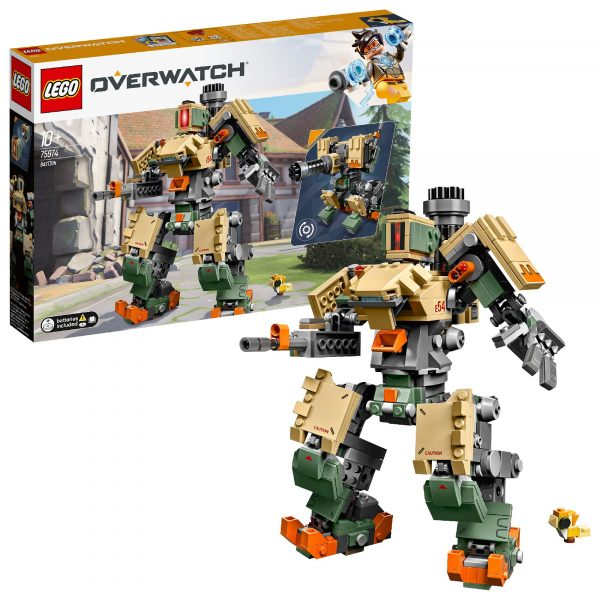 75974 - Bastion - LEGO OVERWATCH - Costruzioni