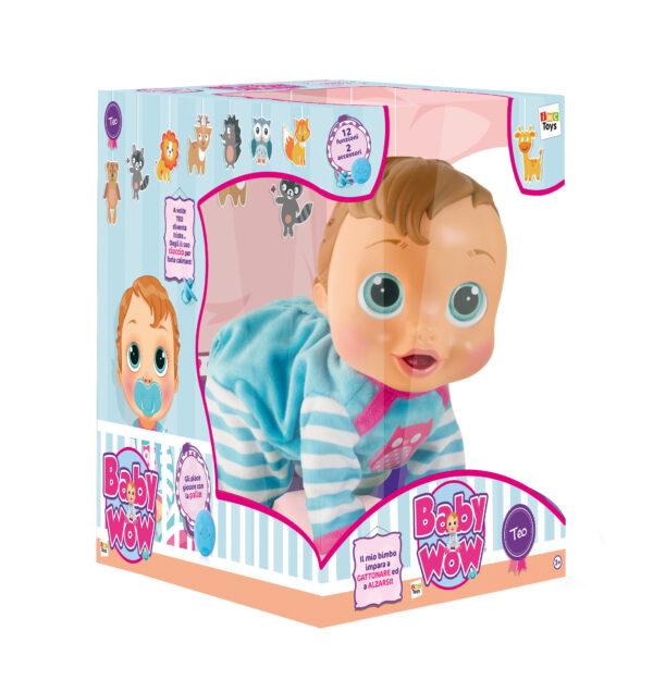 Bebè interattivo - ALTRO - Bambolotti e accessori