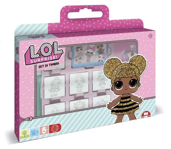 VALIGETTA LOL - Lol - Toys Center - LOL - Kit artistici e pittura