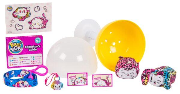 Pikmi Pops Surprise Pack, 2 Peluche Profumati a sorpresa - Età 3-5 Anni, 5-8 Anni, 8-12 Anni Femmina PIKMI POPS ALTRI