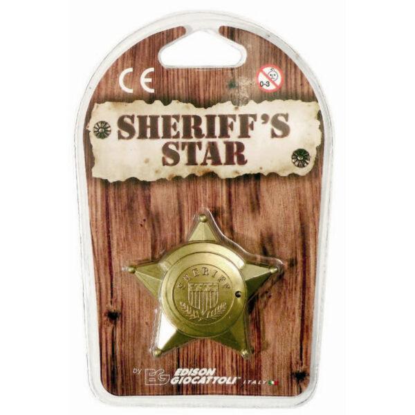 SHERIFF STAR - Altro - Toys Center ALTRO Maschio 12-36 Mesi, 5-7 Anni, 8-12 Anni ALTRI