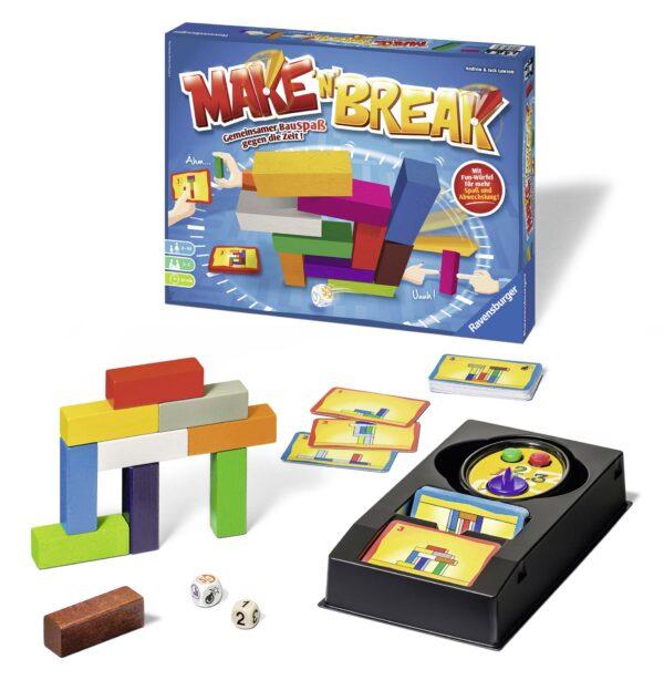 Make' n' Break ALTRI Unisex 12+ Anni, 5-8 Anni, 8-12 Anni ALTRO