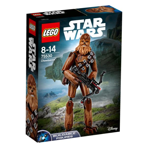 75530 - Chewbacca™ - Disney - Pixar - Toys Center DISNEY - PIXAR Maschio 12+ Anni, 5-8 Anni, 8-12 Anni Star Wars
