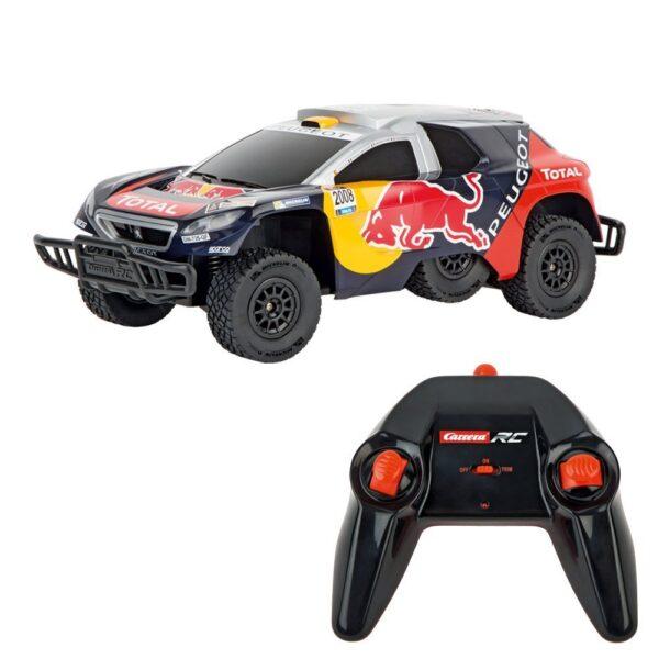 Peugeot 08 DKR 16 - Red Bull ALTRO Unisex 12+ Anni, 5-8 Anni, 8-12 Anni ALTRI