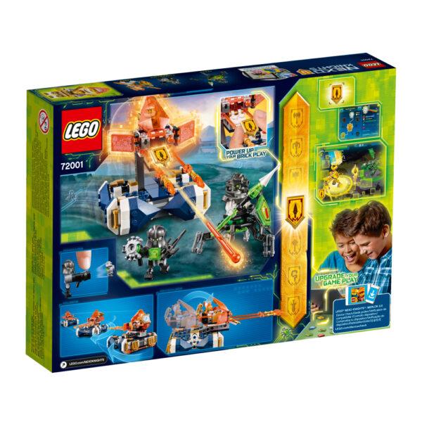 72001 - Il giostratore volante di Lance - Giocattoli Toys Center ALTRI Maschio 12+ Anni, 5-8 Anni, 8-12 Anni LEGO NEXO KNIGHTS