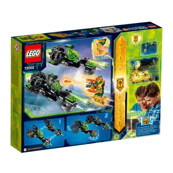 72002 - Twinfector - Lego Nexo Knights - Toys Center ALTRI Maschio 12+ Anni, 5-8 Anni, 8-12 Anni LEGO NEXO KNIGHTS